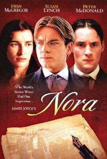 Nora (2000) James Joyce Film Poster