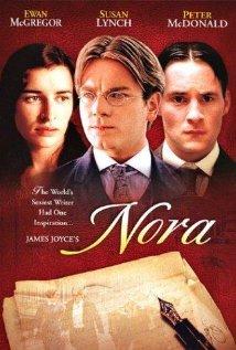 Nora (2000) James Joyce Film Poster